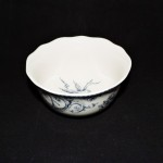 222 Fifth Adelaide Blue Cereal Bowls