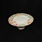 222 Fifth Marley Teal Cake Stand