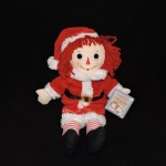 Christmas Raggedy Andy