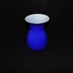Cobalt Blue & White Vase
