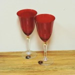 Cristalleria Fumo Red Wine Glass