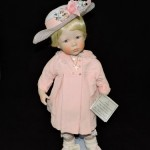 Danbury Mint Amanda By Nancy Leslie Doll