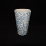 Gerald Henn Blue Spongeware Tumbler