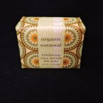 Greenwich Bay Exfoliating Organic Oatmeal Shea Butter Soap