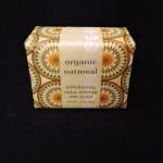 Greenwich Bay Exfoliating Organic Oatmeal Shea Butter Soap