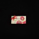 Italian Hand Made Dahlia Vegetable Soap