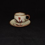 Japanese Teacup & Saucer