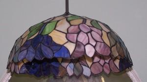 Meyda Wisteria Tiffany Pendant