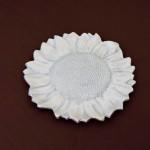 Pewter Sunflower Platter