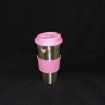 Pink Travel Cup