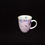 Purple & Pink Owl Mug