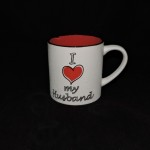 Spectrum Designz 22 oz I Love My Husband Mug