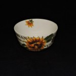 Sunflower Crown by Maxcera Soup Bowl