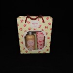 Vintage Collection Heathcote & Ivory Mimosa & Pomegranate Bath Caviar & Hand Cream