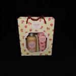 Vintage Collection Heathcote & Ivory Mimosa & Pomegranate Bath Caviar & Hand Cream