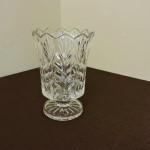 Vintage Crystal Celery Vase