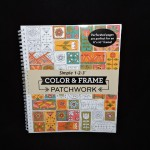 Color & Frame Patchwork Adult Coloring Book