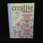 Creative Therapy - An Anti-Stress Coloring Book