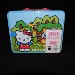 Hello Kitty Lunch Box & Puzzle