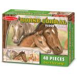 Melissa & Doug Horse Corral Floor Puzzle