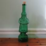 Green St Nicholas Bottle