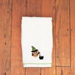 Halloween Owl Hand Towel