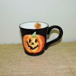 Halloween by Maxcera Pumpkin Mug