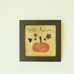 Primitives by Kathy Hello Autumn Picture