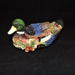 Spode Harvest Collection Mallard Duck Candy Dish