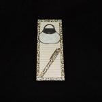 Lady Jayne Animal Purse List Pad With Sticky Pad & Pen