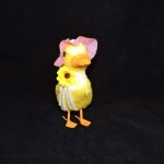 burton + Burton Easter Duck With Pink Bonnet